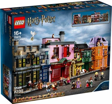 Größte Lego Harry Potter Set