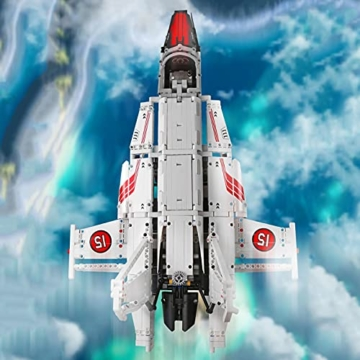 Mould King 15013 Kampfjet