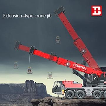 Happy Build 22003 Mobile Crane Liebherr LTM 1100 4.2