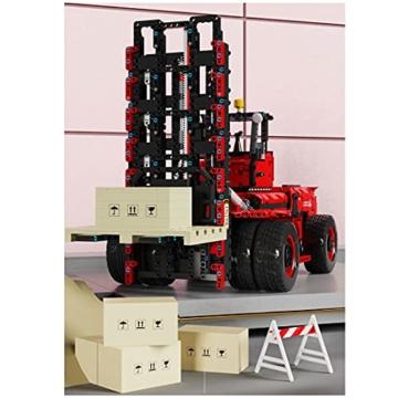 Happy Build YC-22012 - Heavy Forklift