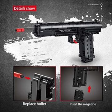 Mould King 14004 Desert Eagle Pistole