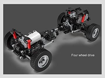 keayo-technik-gelaendewagen-modell-fuer-mercedes-g500-mould-king-13070-technik-ferngesteuert-auto-gross-mit-motors-und-licht-klemmbausteine-bauset-kompatibel-mit-lego-technic-3