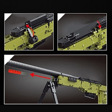 Mould King 14010 AWM Sniper Gewehr
