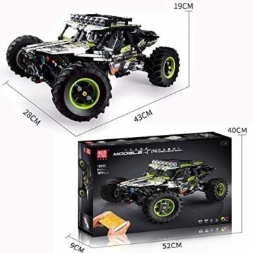 keayo-technik-off-road-buggy-mould-king-18002-technik-4x4-allrad-extreme-gelaendewagen-mit-fernbedienung-und-motor-klemmbausteine-bausatz-kompatibel-mit-lego-technik-2