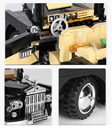 keayo-technik-oldtimer-auto-modell-mould-king-10006-technik-1964-rr-sliver-cloud-auto-klemmbausteine-bausatz-kompatibel-mit-lego-technik-2