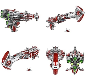 Mould King 21002 Old Republic Cruiser