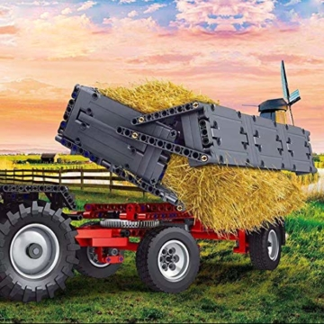 keayo-technik-traktor-anhaenger-mould-king-17021-4-in-1-traktor-anhaenger-modell-gross-klemmbausteine-bausatz-kompatibel-mit-mould-king-17020-17019-5