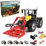 KEAYO Technik Traktor Ferngesteuert, Mould King 17019