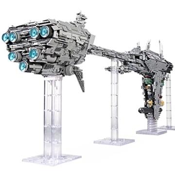 keayo-technik-weltraumfregatte-modell-mould-king-21001-6388-teile-escort-fregatte-raumschiff-gross-moc-klemmbausteine-set-kompatibel-mit-lego-3
