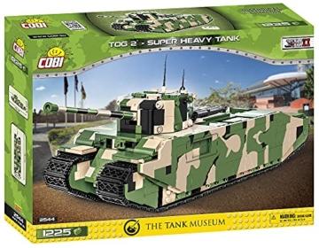 COBI 2544 British TOG II SHT Panzer