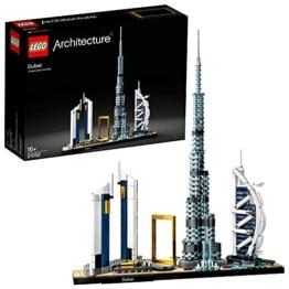 LEGO 21502 Architecture Dubai, Skyline-Kollektion