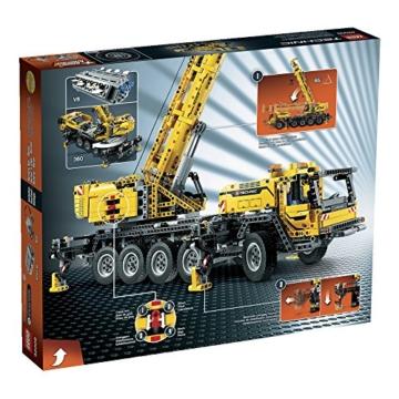 LEGO 42009 - Technic Mobiler Schwerlastkran karton
