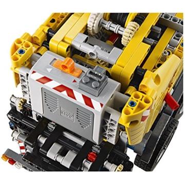 LEGO 42009 - Technic Mobiler Schwerlastkran Batterie box