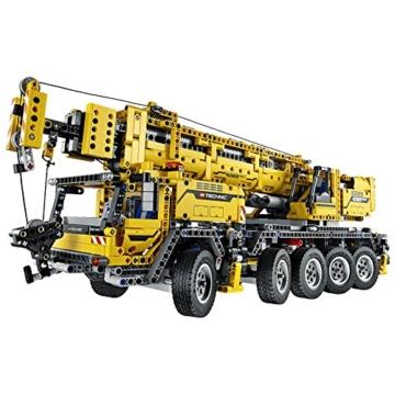 LEGO 42009 - Technic Mobiler Schwerlastkran kran