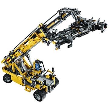 LEGO 42009 - Technic Mobiler Schwerlastkran funktion