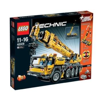 LEGO 42009 - Technic Mobiler Schwerlastkran box