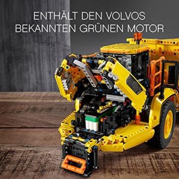 LEGO 42114 Technic Knickgelenkter Volvo-Dumper (6x6), ferngesteuertes Auto, Konstruktionsfahrzeug für Kinder und Erwachsene - 4