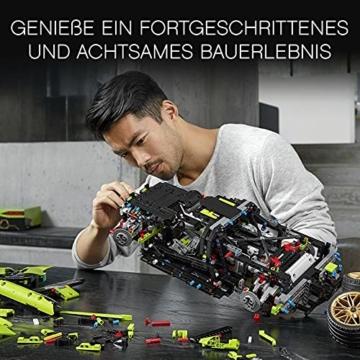 LEGO 42115 Technic Lamborghini Sián FKP 37 Rennwagen, Bauset für Erwachsene, Modellbausatz, Sammlerstück - 3