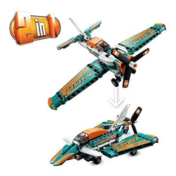 lego-42117-technic-rennflugzeug-oder-jetflugzeug-2-in-1-spielzeug-bauset-fuer-7-jaehrige-kinder-2