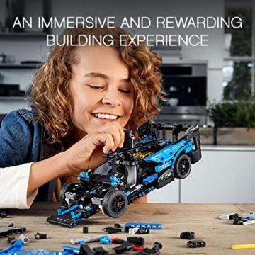 LEGO 42123 Technic McLaren Senna GTR Rennauto, Fahrzeug Bausatz, Modellauto, Geschenk für Kinder ab 10 Jahre und Erwachsene - 12