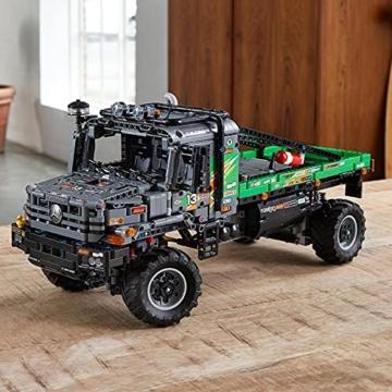 LEGO 42129 Technic 4x4 Mercedes-Benz Zetros Offroad-Truck, ferngesteuertes Auto, App-kontrolliertes LKW-Spielzeug - 2