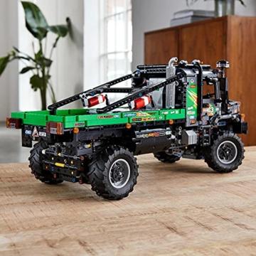 LEGO 42129 Technic 4x4 Mercedes-Benz Zetros Offroad-Truck, ferngesteuertes Auto, App-kontrolliertes LKW-Spielzeug - 3