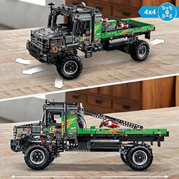 LEGO 42129 Technic 4x4 Mercedes-Benz Zetros Offroad-Truck, ferngesteuertes Auto, App-kontrolliertes LKW-Spielzeug - 7