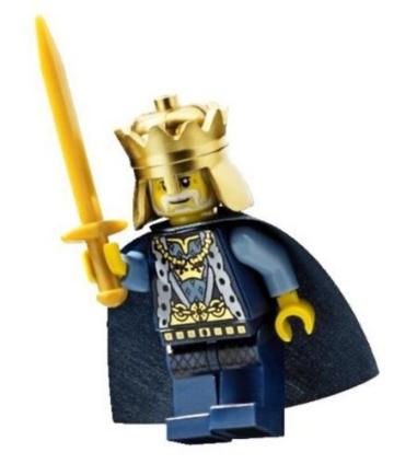 LEGO 70404 König