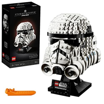 Lego 75276 Star Wars Stormtrooper Helm, Bauset, Sammlerobjekt für Erwachsene - 1