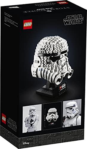 Lego 75276 Star Wars Stormtrooper Helm, Bauset, Sammlerobjekt für Erwachsene - 13