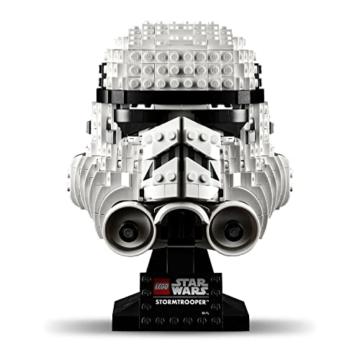 Lego 75276 Star Wars Stormtrooper Helm, Bauset, Sammlerobjekt für Erwachsene - 2
