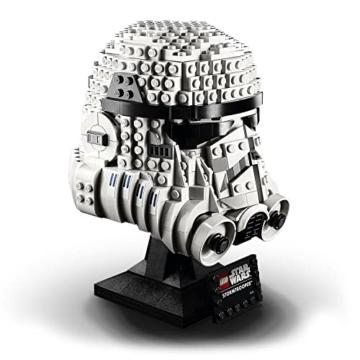 Lego 75276 Star Wars Stormtrooper Helm, Bauset, Sammlerobjekt für Erwachsene - 3