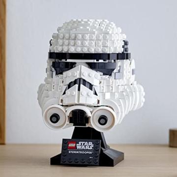 Lego 75276 Star Wars Stormtrooper Helm, Bauset, Sammlerobjekt für Erwachsene - 4