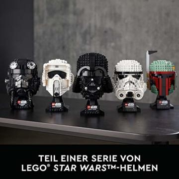 LEGO75304StarWarsDarth-VaderHelmBausetfürErwachsene,Deko,Geschenkidee,ModellzumBauenundAusstellen - 5