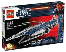 Lego 9515 - Star Wars: The Malevolence