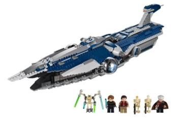 Lego 9515 - Star Wars: The Malevolence set