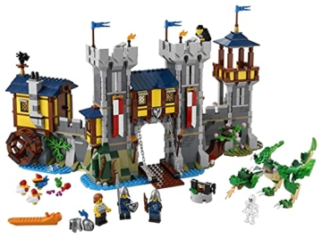 LEGO Creator Mittelalterliche Burg Drachen