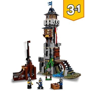 LEGO Creator Mittelalterliche Burg turm