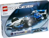 Lego Racers 8461 Williams F1 Team
