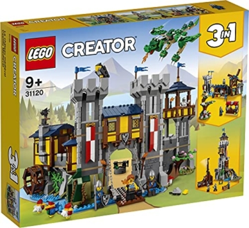 Lego ritterburg