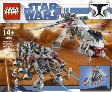 LEGO Star Wars 10195