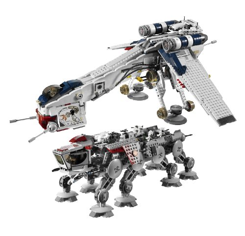 LEGO Star Wars 10195 dropship
