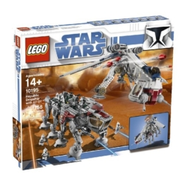 LEGO Star Wars 10195 - Republic Dropship AT-OT Walker