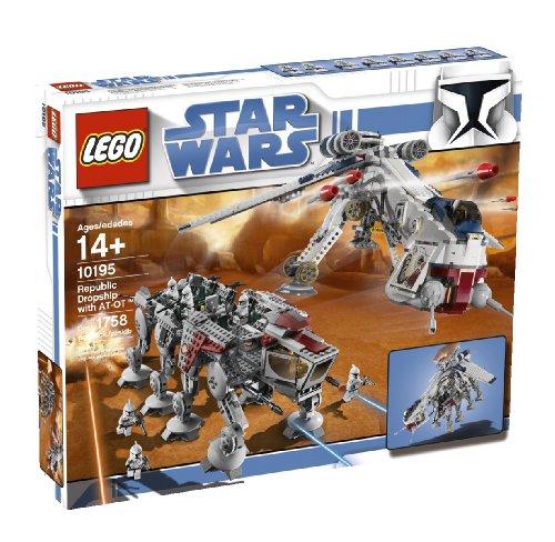 LEGO Star Wars 10195 - Republic Dropship AT-OT Walker