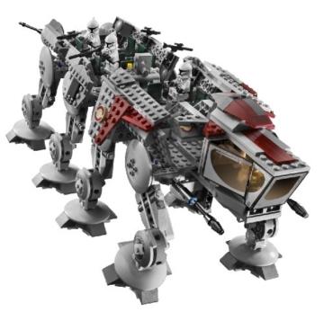 LEGO Star Wars 10195 walker
