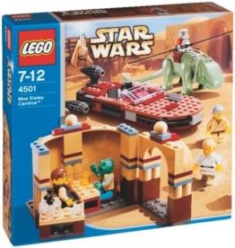 Lego 4501 Star Wars 2004 Mos Eisley Cantina