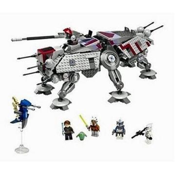 LEGO Star Wars 7675 - AT-TE Walker figuren
