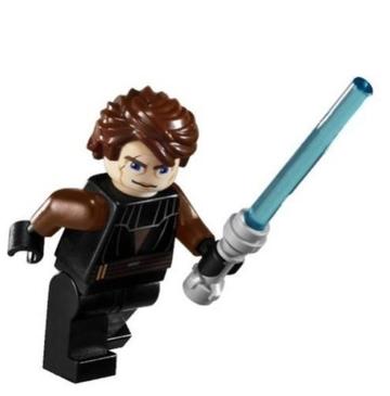 LEGO Star Wars 7675 - AT-TE Walker lichtschwert