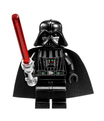 Lego Star Wars 7965 - Millennium Falcon darth vader
