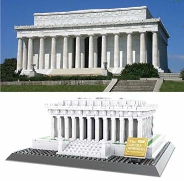 Wange 4216 Lincoln Memorial in Washington